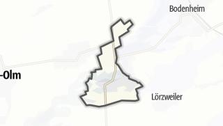 Karte / Harxheim