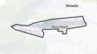 Mapa / Ranschbach