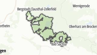Cartina / Harz (Landkreis Osterode am Harz)