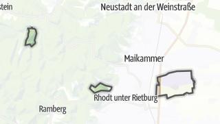 Mapa / Venningen