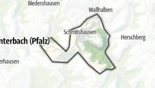 Karte / Schmitshausen