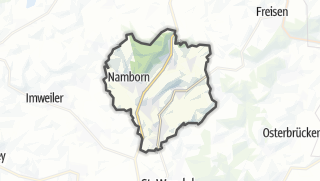 Cartina / Namborn