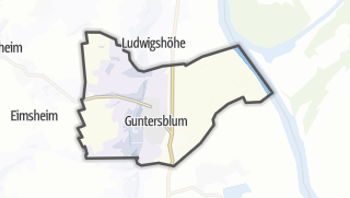 Karte / Guntersblum