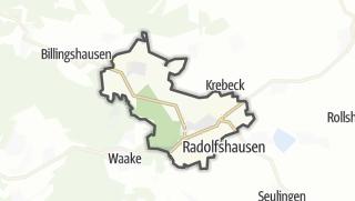 Carte / Ebergötzen