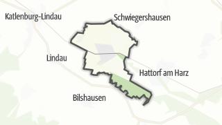 Cartina / Wulften