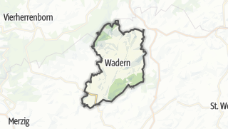 Karte / Wadern