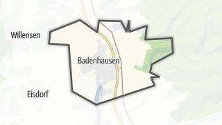 Cartina / Badenhausen