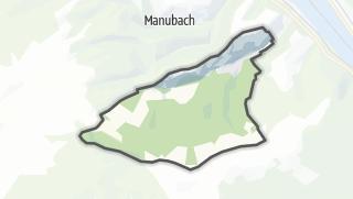 地图 / Oberheimbach