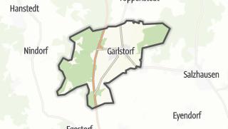 מפה / Garlstorf