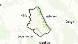 Cartina / Halle