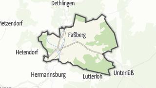 Mapa / Fassberg