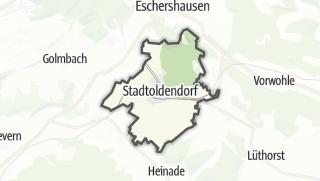 Cartina / Stadtoldendorf