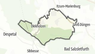 מפה / Diekholzen
