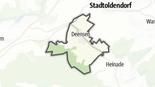 Cartina / Deensen