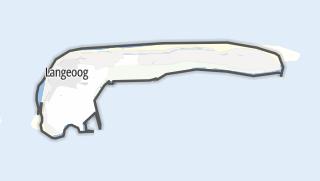 Mapa / Langeoog