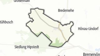 Cartina / Ebersdorf
