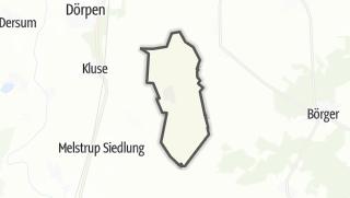 Mapa / Wippingen