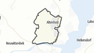 Map / Altenholz