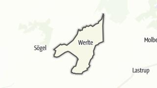 Mapa / Werlte
