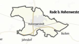 Karte / Hohenwestedt