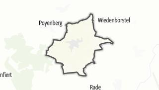 地图 / Hennstedt