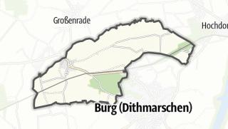 Mapa / Brickeln