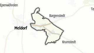 Mapa / Nindorf