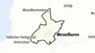 Mapa / Norddeich