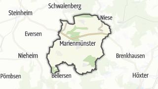 Carte / Marienmünster