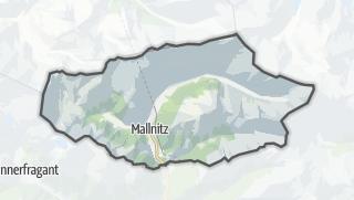 Karte / Mallnitz