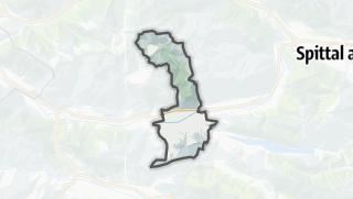 Karte / Greifenburg