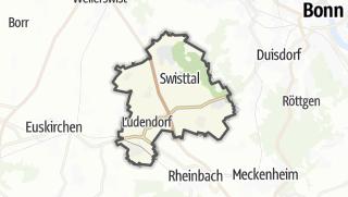 地图 / Swisttal