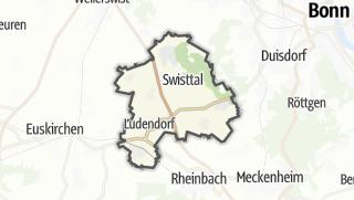 Carte / Swisttal