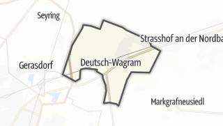 Cartina / Deutsch-Wagram