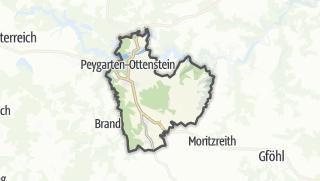 Cartina / Rastenfeld