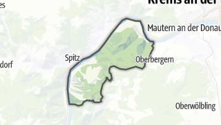 Cartina / Rossatz-Arnsdorf