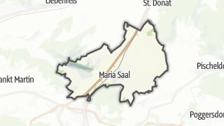 Cartina / Maria Saal