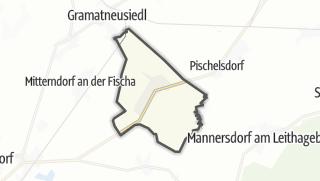 Mapa / Reisenberg