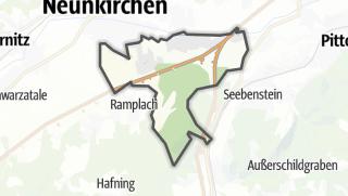 Map / Natschbach-Loipersbach