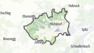 Cartina / Mühldorf