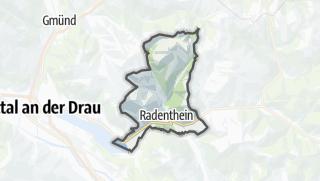 Karte / Radenthein