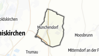 מפה / Münchendorf