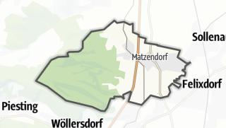 地图 / Matzendorf-Hoelles