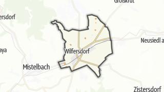 Map / Wilfersdorf