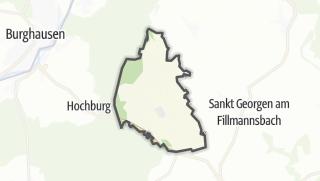 Mapa / Gilgenberg am Weilhart