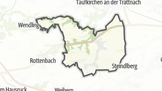 Mappa / Hofkirchen an der Trattnach