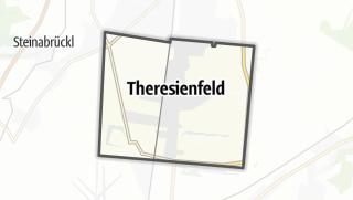 地图 / Theresienfeld