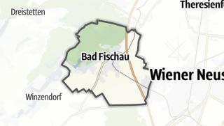 地图 / Bad Fischau-Brunn