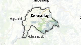 Cartina / Kollerschlag