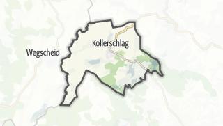地图 / Kollerschlag